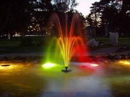 фонтан-с-подсветкой